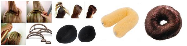 подкладки для волос